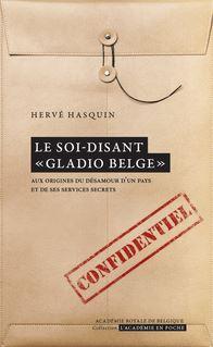 Le soi-disant «Gladio belge» - Hervé Hasquin