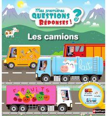 Les camions - Questions/Réponses - Dès 3 ans