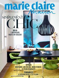 Marie Claire Maison du 30-10-2018 - Marie Claire Maison