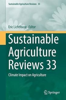 Sustainable Agriculture Reviews 33