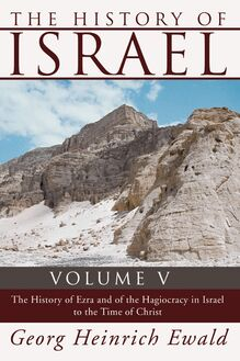 The History of Israel, Volume 5