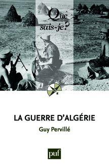 La guerre d'Algérie de Guy Pervillé - fiche descriptive