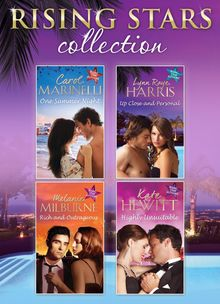 Rising Stars Collection 2015 (Mills & Boon e-Book Collections)