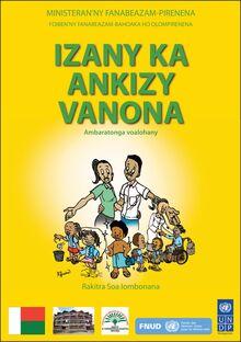 Manuel d'éducation civique pour le primaire à Madagascar