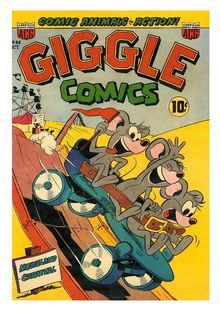 Giggle Comics 085 de  - fiche descriptive