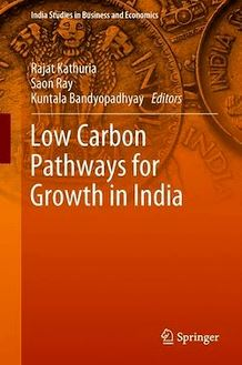Low Carbon Pathways for Growth in India