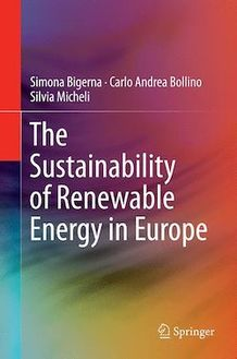 The Sustainability of Renewable Energy in Europe