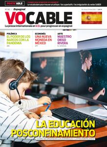 Magazine Vocable Espagnol -  Du 14 au 27 mai 2020