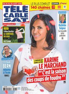 Télécâble Sat Hebdo du 22-08-2019