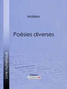 Poésies diverses de Ligaran, Molière - fiche descriptive