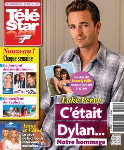 Télé Star du 11-03-2019 - Télé Star