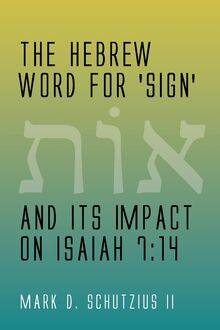The Hebrew Word for
