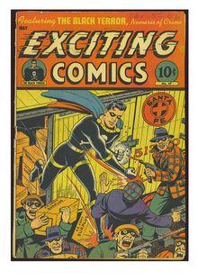 Exciting Comics 047 de  - fiche descriptive
