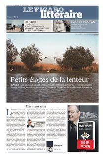 Figaro Littéraire du 11-04-2019 - Figaro Littéraire