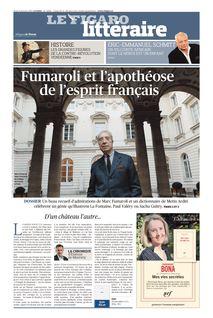 Figaro Littéraire du 31-01-2019 - Figaro Littéraire