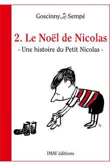Le Noël de Nicolas de René Goscinny, Jean-Jacques Sempé - fiche descriptive