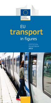 EU transport in figures. Statistical pocketbook 2013.