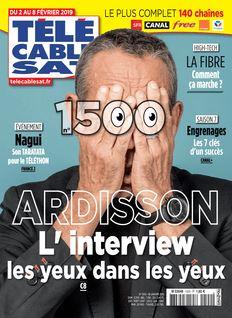 Télécâble Sat Hebdo du 31-01-2019 - Télécâble Sat Hebdo