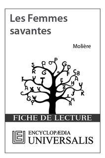 Les Femmes savantes de Molière (Les Fiches de lecture d