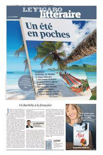 Figaro Littéraire du 27-06-2019 - Figaro Littéraire