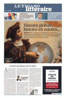 Figaro Littéraire du 10-10-2019 - Figaro Littéraire