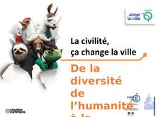 De la civilité de l'humanité à la sociabilité