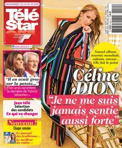 Télé Star du 15-04-2019