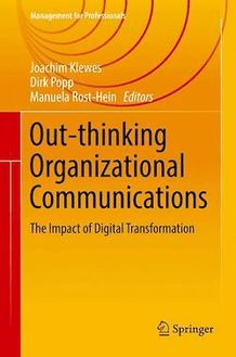 Out-thinking Organizational Communications