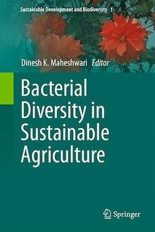 Bacterial Diversity in Sustainable Agriculture