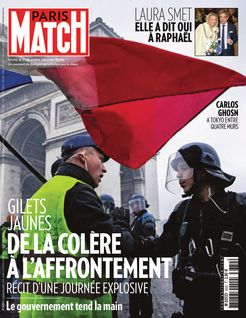 Paris Match du 06-12-2018 - Paris Match