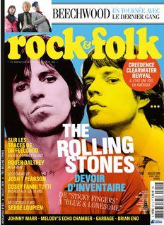 Rock et Folk du 15-06-2018 de Rock et Folk - fiche descriptive