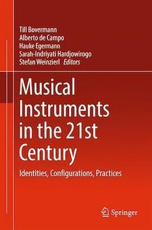 Musical Instruments in the 21st Century