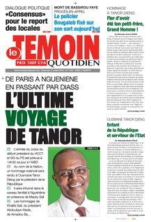 Le Temoin du 17-07-2019 - Le Temoin