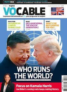 Magazine Vocable Anglais -  Du 3 au 16 septembre 2020