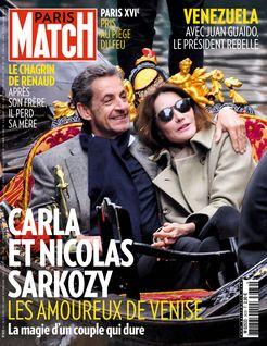 Paris Match du 07-02-2019 - Paris Match