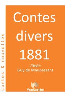 Contes divers 1881