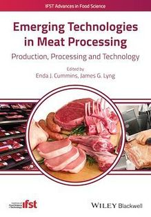 Emerging Technologies in Meat Processing