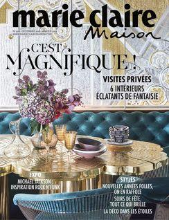 Marie Claire Maison du 04-12-2018 - Marie Claire Maison