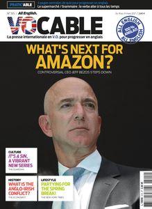 Magazine Vocable All English n°515 - du 18 au 31 mars 2021