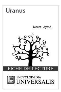 Uranus de Marcel Aymé (Les Fiches de lecture d
