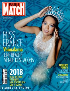 Paris Match du 20-12-2018 - Paris Match