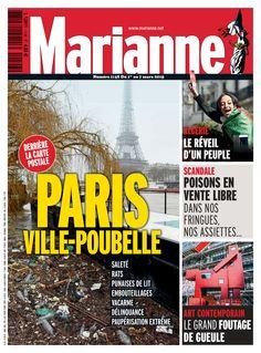 Marianne du 05-03-2019 - Marianne