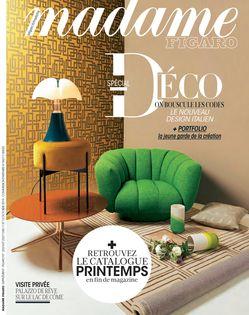Le Figaro Madame du 11-10-2019 - Le Figaro Madame