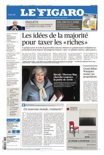 Le Figaro du 14-03-2019