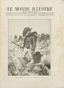 LE MONDE ILLUSTRE  N° 1641 du 08 septembre 1888