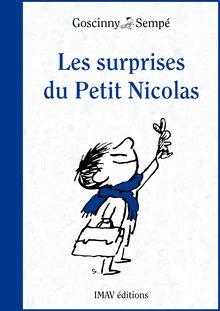 Les surprises du Petit Nicolas de René Goscinny, Jean-Jacques Sempé - fiche descriptive