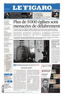 Le Figaro du 25-04-2019