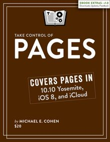 Take Control of Pages