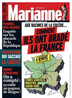 Marianne du 22-01-2019 - Marianne