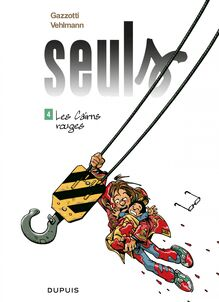 Seuls - Tome 4 : Les Cairns rouges